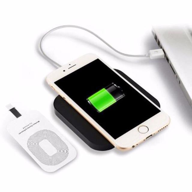 e95b75e87ba Cargador Inalámbrico iPhone 6/6s , 5/5s (entrada Lightning) - S/ 55 ...