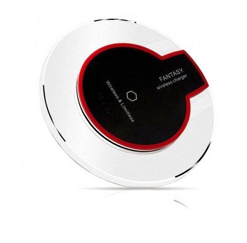 cargador inalámbrico mow wireless iphone 8 x galaxy s8 s7 qi