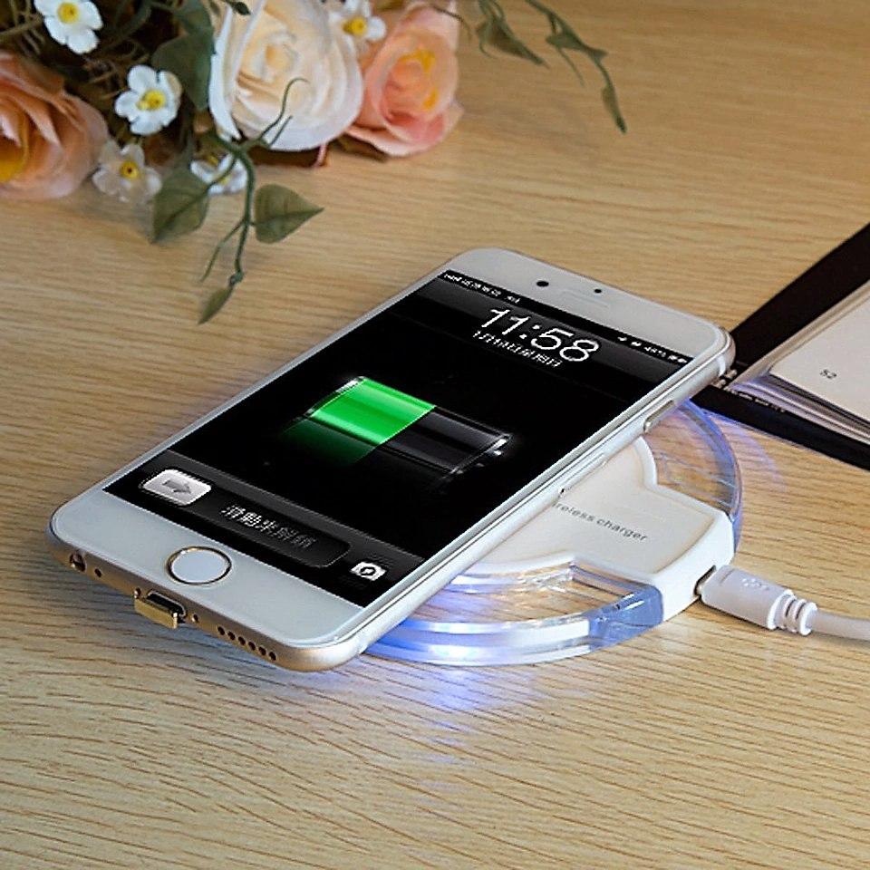 Cargador Inalambrico Para Iphone S 120 00 En Mercado Libre