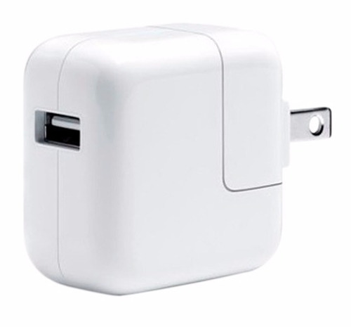 cargador ipad 2 3 4 5 air pro mini 3 4 5 sin cable en caja