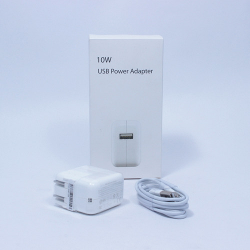 cargador ipad iphone ipod cable lightning 8 pines