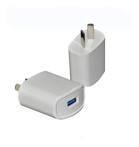 cargador iphone 5 5s se 6 6s 7 8 plus cable datos usb 220v
