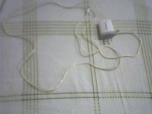 cargador iphone 5 usado