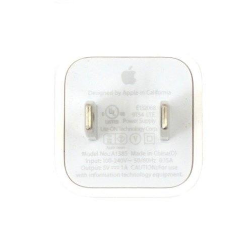 cargador iphone 5c-5s-6-6plus-ipad+cable certificado apple