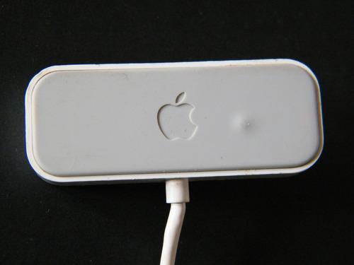 cargador ipod shuffle, (requiere compostura)