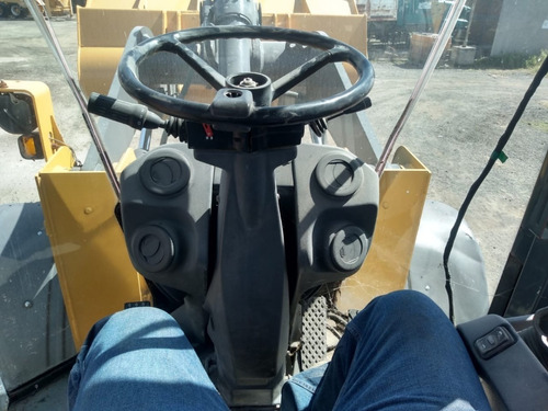 cargador john deere modelo 544k año 2011