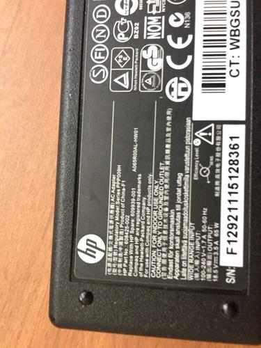 cargador laptop hp modelo ppp009h