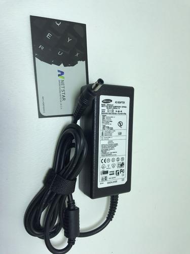 cargador laptop y mini samsung n102sp np nc n1 n2 n3 origin