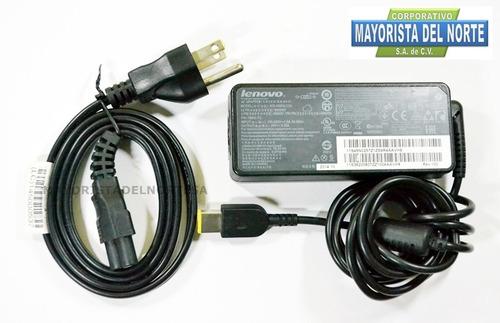 cargador lenovo 20v 3.25a adlx65nlc3a original nuevo