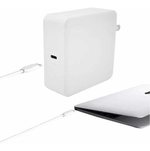 cargador macbook 61w