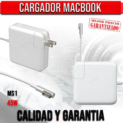 cargador macbook magsafe 1 mac 45w 60w 85w