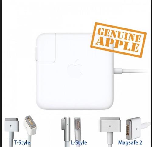 cargador macbook nuevo 100% garantizado 100%