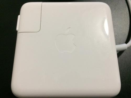 cargador macbook nuevo, garantia exc precio,coordino entrega