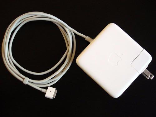 cargador magsafe 45w macbook original apple usado + garantía