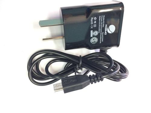 cargador micro usb kosmo 2a alta potencia - factura a / b