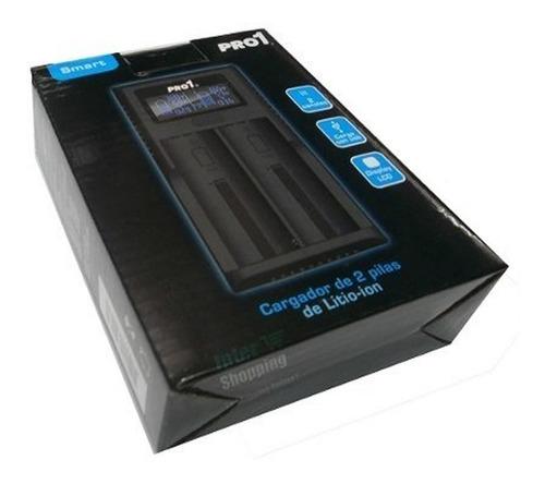 cargador micro usb para pilas de litio ion 18650 16340 14500