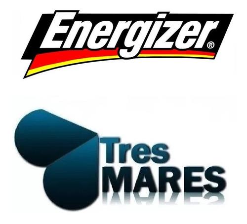 cargador mini energizer + 2 pilas aa recargables 1300mah
