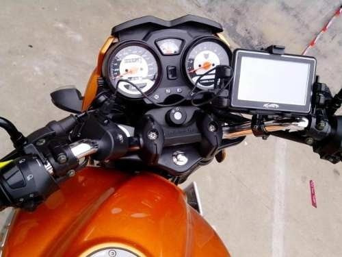 cargador moto puerto usb + 12 vol impermeable