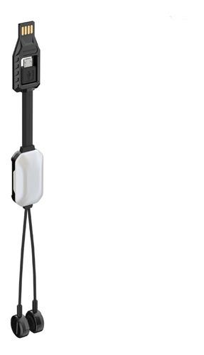 cargador multifunción usb para baterías lc10 nitecore