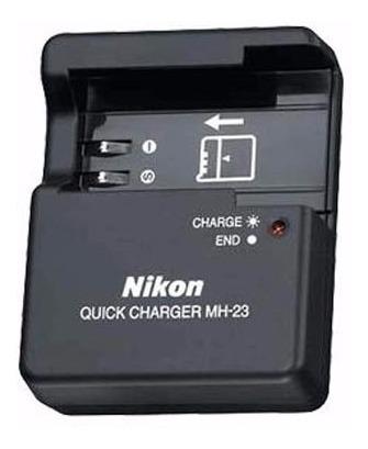 cargador nikon baterías