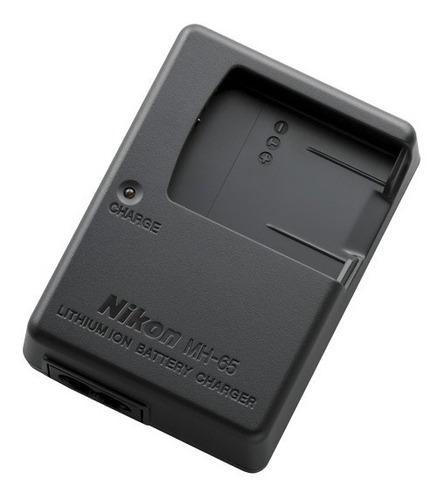 cargador nikon mh 65 para bateria en el12