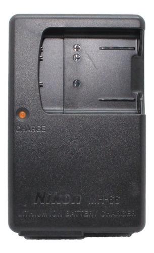 cargador nikon mh-66 bateria en-el19  camara nikon serie s
