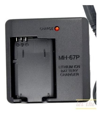 cargador nikon mh-67p coolpix p600 s810c en el23