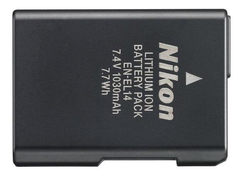 cargador nikon original  d5300 d5200 d5100 d3300 d5500 d3200