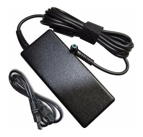 cargador notebook hp 19.5v 2.31a 45w punta azul envío gratis