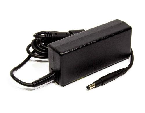 cargador notebook hp 19,5v / 3.33a punta larga / tec. j&j