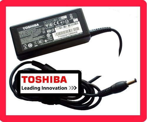 cargador notebook toshiba