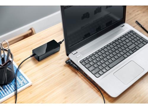 cargador notebook universal 90w acer lenovo toshiba asus bk