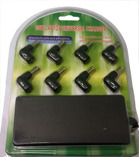 cargador notebook universal