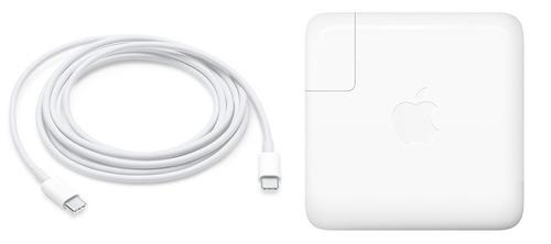 cargador original apple 87 watts usb-c ¡envio gratis!