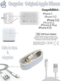 1ef33bf643b Cargador Original Iphone 6 - Celulares y Telefonía - Mercado Libre Ecuador