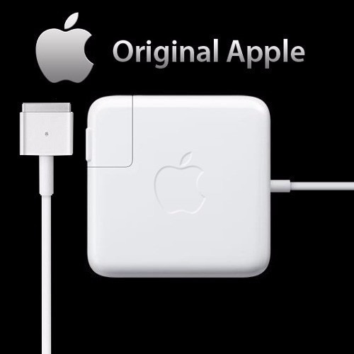 cargador original apple macbook magsafe 2 60w