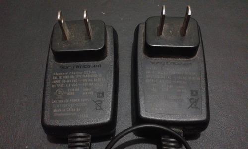 cargador original celular sony ericsson