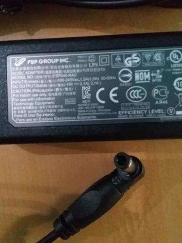 cargador original compatible c-a-n-a-i-m-a 19v