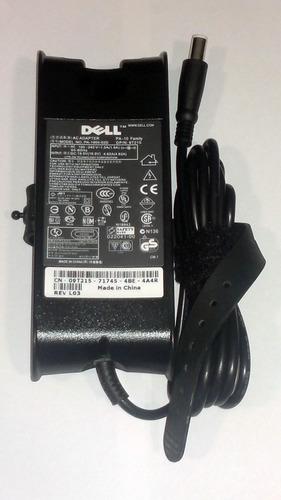 cargador original dell vostro 1710 1720 1310 19.5v 4.62a mmu