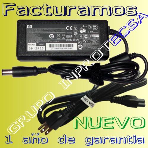 cargador original laptop hp compaq g42-461la 18.5a 3.5a mmu