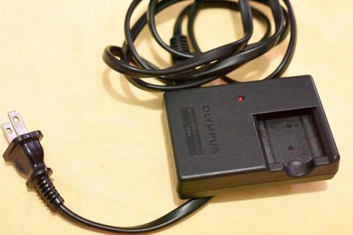 cargador original li-40c olympus mju-780, 820, 830, 795sw