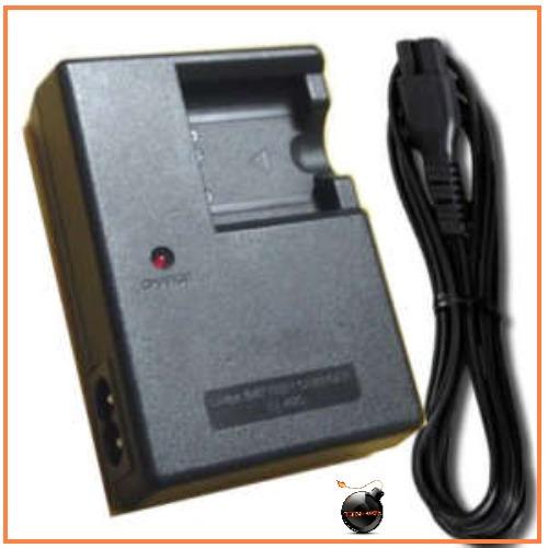 cargador original li-40c olympus stylus 820, 830, 840, 850sw