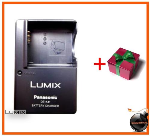 cargador original lumix de-a41 de-a41a de-a11 de-a11a