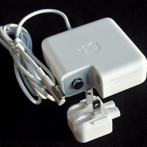cargador original  magsafe mac macbook  60w  * envio gratis*