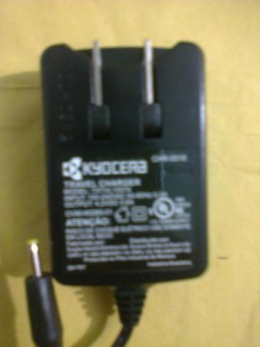 cargador original para kyocera kx440 series walkie-talkie