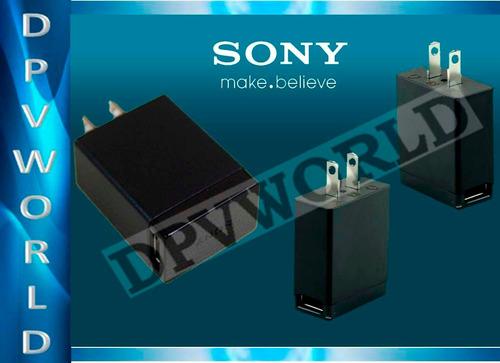 cargador original sony xperia z5 z3 cargador pared usb 1.5a
