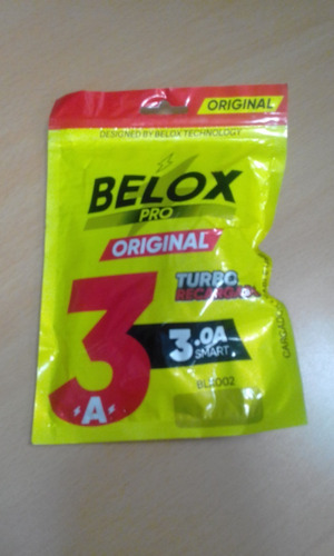 cargador para android generico belox pro 2 amperios
