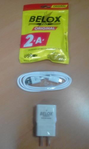 cargador para android generico belox pro 3 amperios
