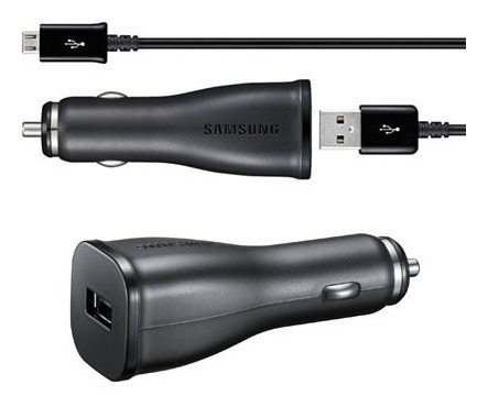 cargador para auto samsung fast charge  s8 s9 tipo c etc.