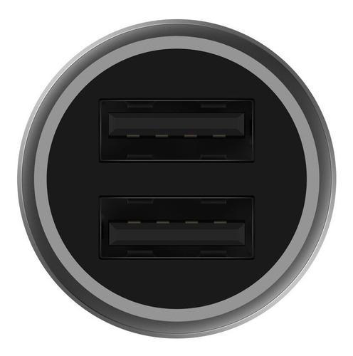 cargador para auto xiaomi con quick charge 3.0 18w